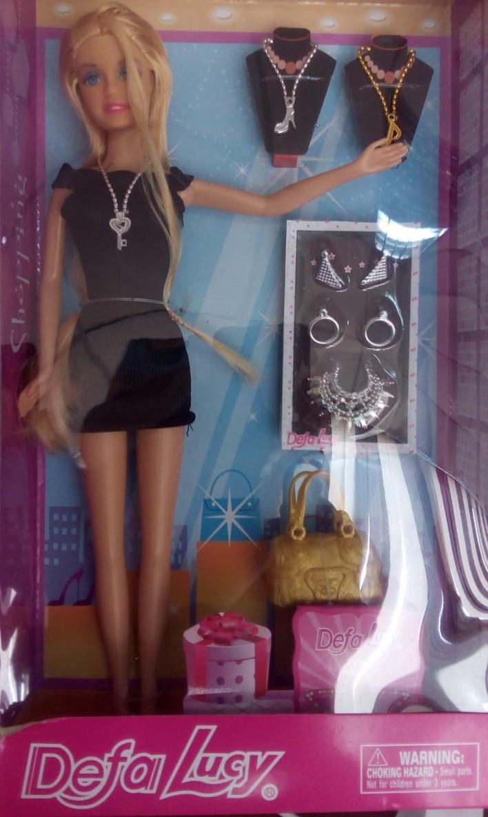 Defa Lucy Кукла Люси (29см) с аксессуарами, в ассорт. 2 вида