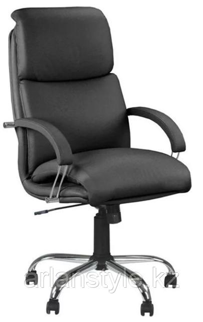 Офисное кресло для руководителя Nadir Steel Chr Eco