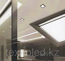 Светодиодный спот 20W  квадрат,белый , фото 2