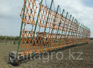 Борона гидрофицированная универсальная шлейф «Кузбасс» БГУ-16-Ш, БГУ-20-Ш, фото 2
