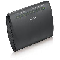 Беспроводной маршрутизатор ADSL2+ Zyxel AMG1302-T11C, фото 1