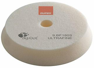 Полировальный круг на поролоне ультратонкий 150/180 мм белый