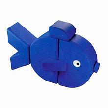 Трансформер «Рыба»  6 элементов