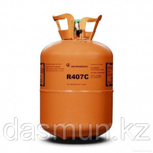 Фреон  GAS  R 407 ( 11,3 кг.)
