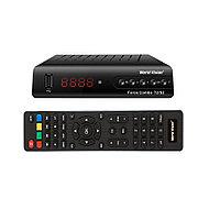 World Vision Foros Combo T2/S2 - комбинированный HD ресивер DVB-S2/T2/T2-MI, поддержка Wi-Fi, IPTV, фото 1