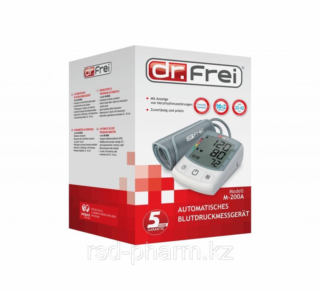 Тонометр автоматический на плечо Dr. Frei M-200A - фото 2