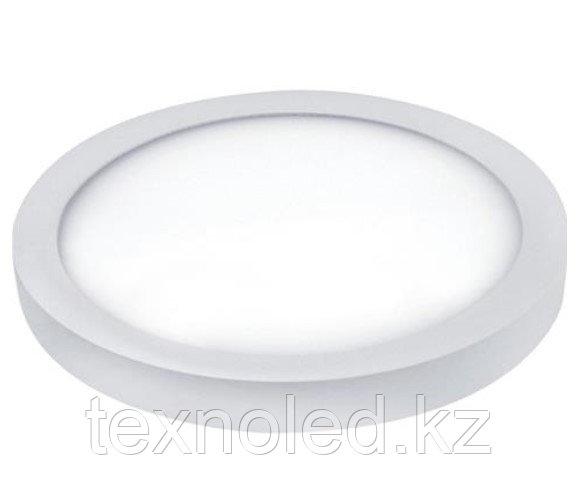 Светодиодный светильник  40W лруглый наклодной
