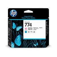 HP P2V98A Light Magenta and Light Cyan Printhead картридж для плоттеров (P2V98A)