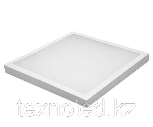 Светодиодный светильник  32W квадратный наклодной, фото 2