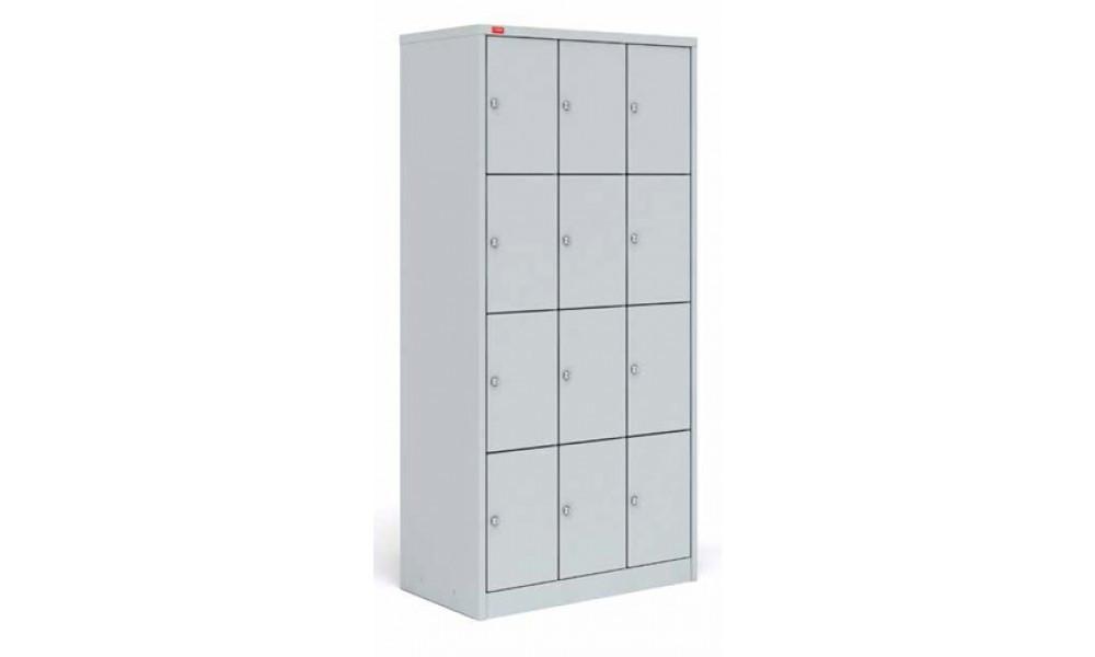 Шкаф металлический ШРМ 312 (1860х900х500 мм)