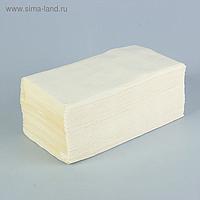 Полотенца бумажные для рук V-сложение ( белые, целлюлоза ), 13 пач/кор.
