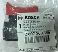 Выключатель на дрель Bosch 2607200655