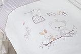 Постельное белье Perina Pio Pio 7 предметов ПП7-01.2, фото 3
