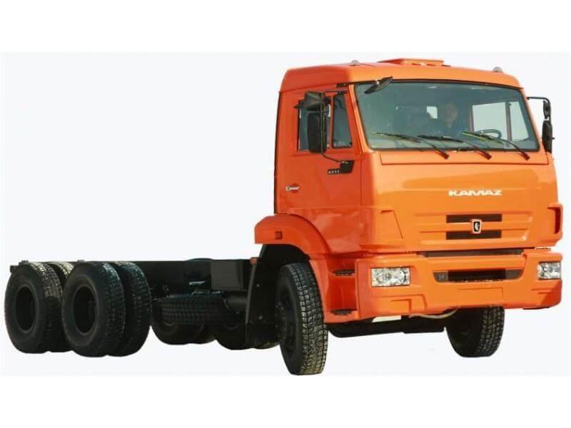 Камаз-шасси 65115-773063-42