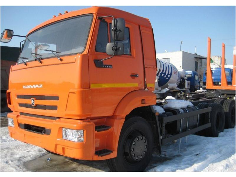 Автомобиль-шасси 65115-3063-23(А4)