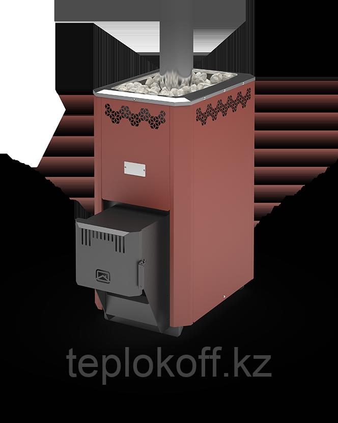 Печь банная Теплодар Кузбасс Оптима 14 ТК