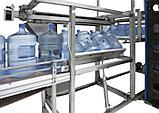 Автоматическая система для укладки готовых бутылей в стойки, фото 7
