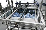 Автоматическая система для укладки готовых бутылей в стойки, фото 9
