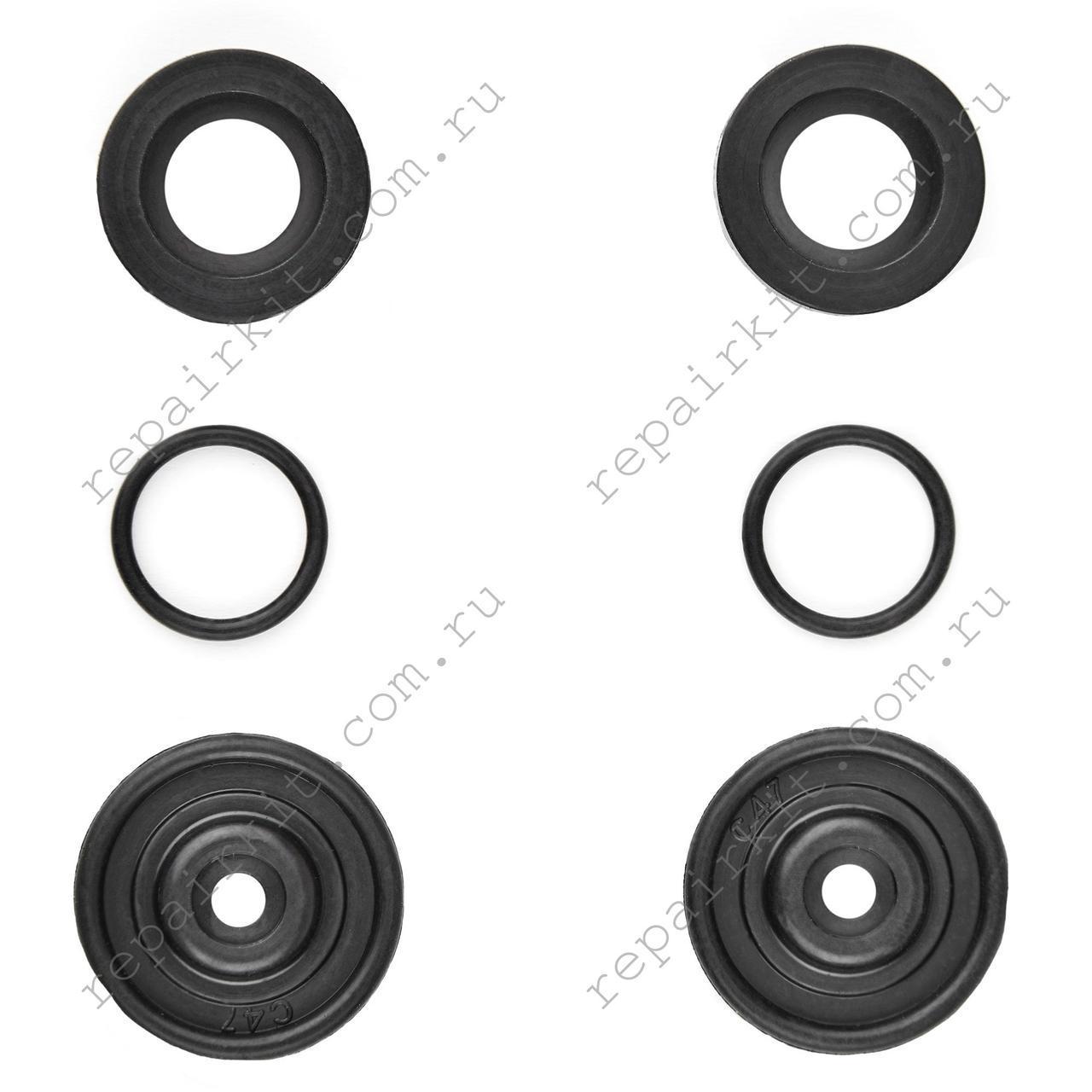 Ремкомплект клапанов печки BMW E36, E60, E61, E63, E64, E65, E66, E67, E53