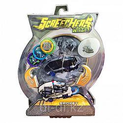Дикие Скричеры 34829 Машинка-трансформер Smokey Смоки л2  Screechers Wild