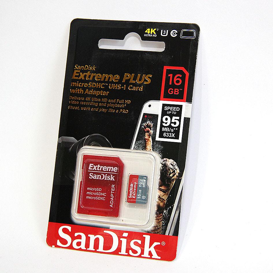 Micro SD - 16Gb