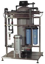 Система очистки природной воды