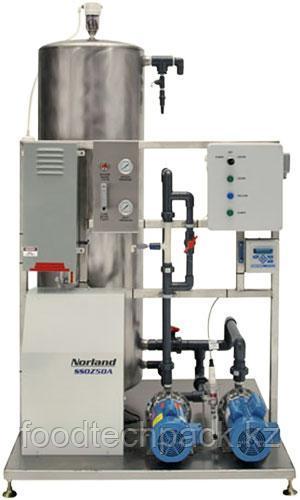 Оборудование для дезинфекции питьевой воды методом озонирования