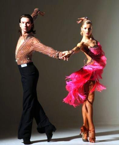 Одежда для танцев Латина