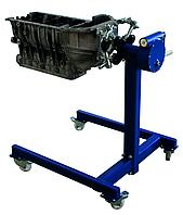 Стенд Р-500Е для сборки-разборки двигателей весом до 500 кг