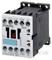 SIEMENS 3RT1015-1AP01 Контактор 3-х полюсный 7А, 3KW/(макс допустимый ток 18А) 220V AC