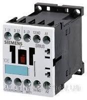 SIEMENS 3RT1016-1AP01 Контактор 3-х полюсный 9А, 4kW/ (макс допустимый ток 22А) 220V AC