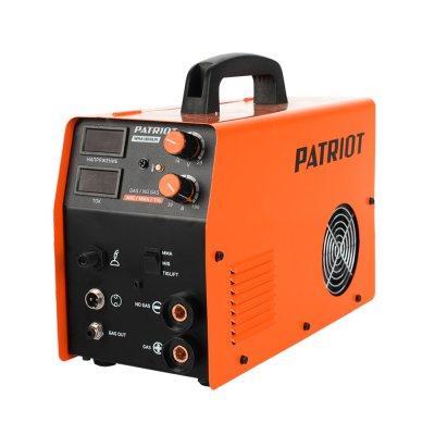 Сварочный аппарат инверторный PATRIOT WMA 185ALM