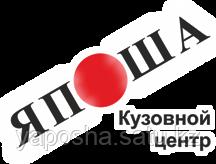 Бампер серебро Поло 2010-/Russia Type