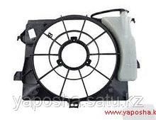 Диффузор радиатора Kia Rio 2011-