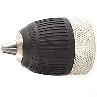 Патрон для дрели быстрозажимной c autolock 1-10 мм, 1/2 Matrix, фото 1