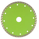 Диск алмазный, отрезной Turbo, 150 х 22.2 мм, сухая резка Сибртех, фото 2