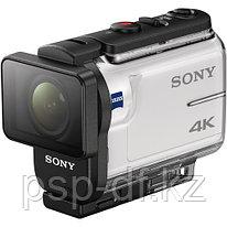 Видеокамера Sony FDR-X3000R/W (экшн камера)