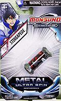 Monsuno Metal Ultra Spin Stingapede Монсуно Стартовый мини набор