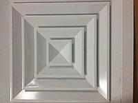 Квадратный потолочный диффузор ( анемостат). Размер 600*600