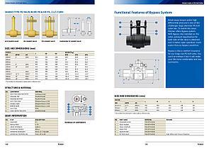 Полиэтиленовые вентили и фитинги для газопровода, фото 3