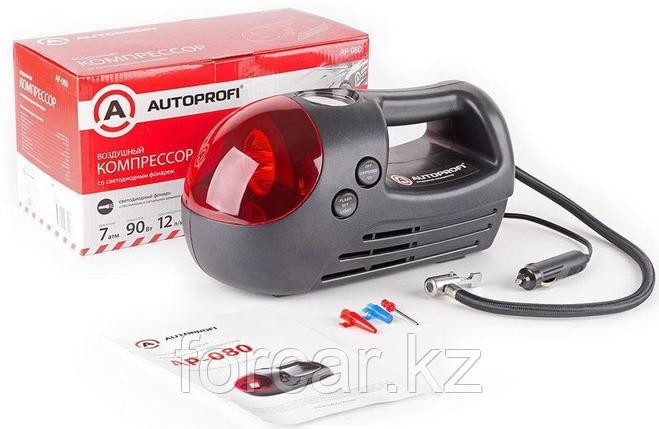 Компрессор автомобильный AUTOPROFI AP-080, фото 2