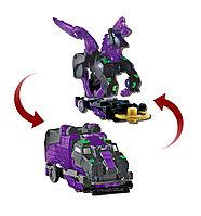 Машинка-трансформер Дикие Скричеры.  Найтвижн  Screechers Wild, фото 1