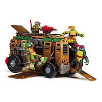 Транспортное средство Черепашки Ниндзя для путешествия по подземелью (без фигурок), фото 1
