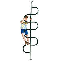 Мetal climbing bar-Элемент детской площадки для лазания
