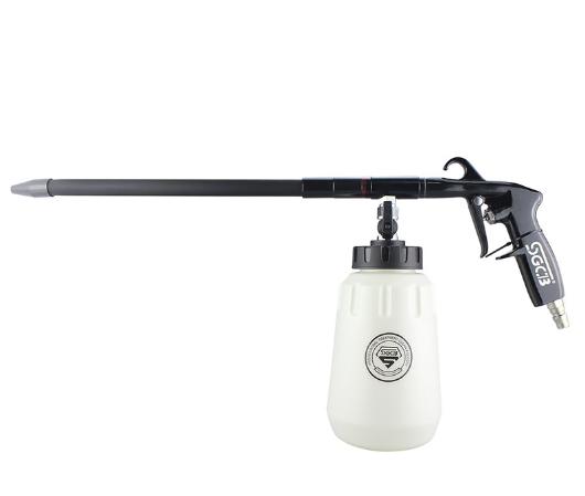 Торнадор (Tornador) SGCB Tornado Flexible Gun (аппарат для чистки двигателя автомобиля)