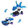 Машинка-трансформер Дикие Скричеры. H2Октан  Screechers Wild