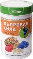Кедровая сила Женская, продукт белково-витаминный , порошок, 247г