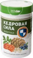 Кедровая сила Защитная, продукт белково-витаминный , порошок, 237г