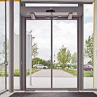 Обслуживание автоматических дверей