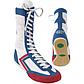 Обувь для бокса - боксерки GREEN HILL оригинал, фото 3